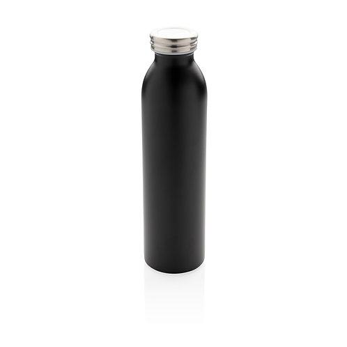 Botella aislante en cobre antigoteo negro