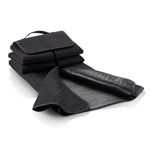 Manta de picnic negro
