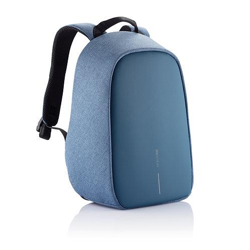 Bobby Hero Small, mochila antirrobo azul