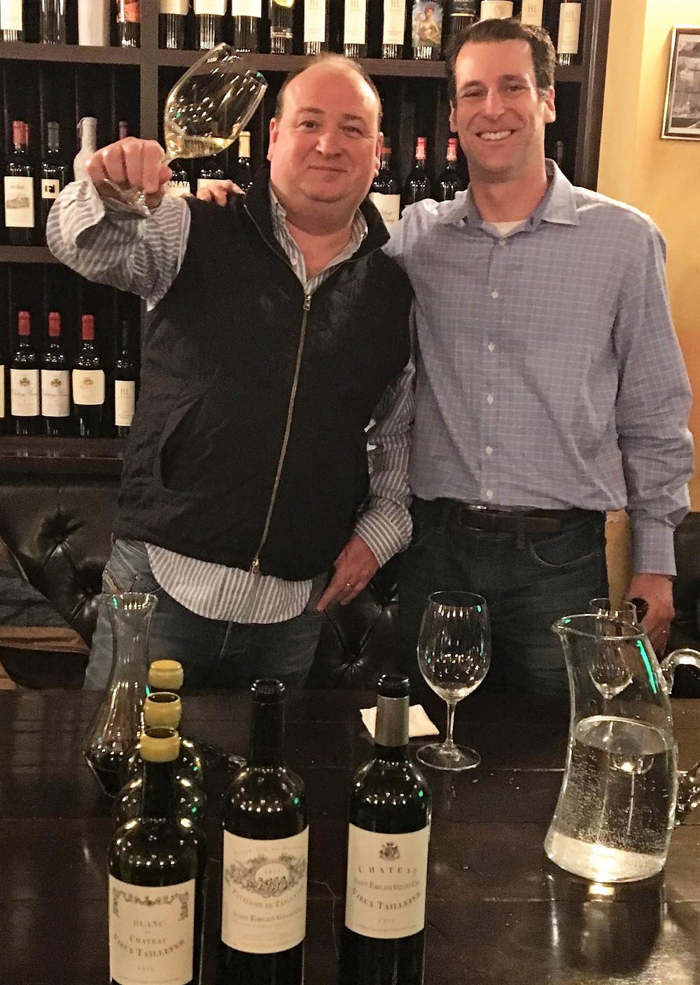 Phillipe Cohen and DNS Todd