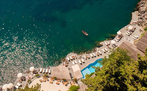 Santa Caterina Hotel, Amalfi