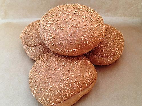 Sesame Seed Burger Buns
