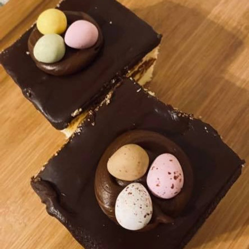 Chocolate Fudge Cakes