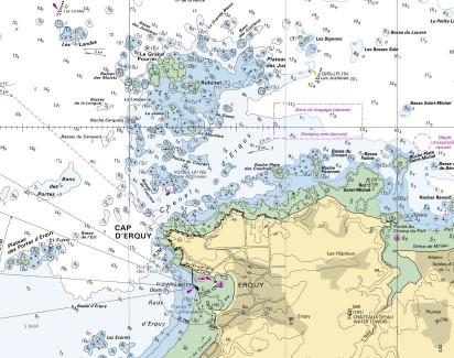 « Tome 2 » : Les bons coins et spots de pêche à Erquy et ses alentours