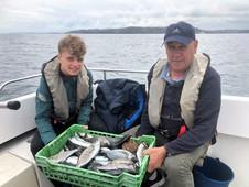 Pêche en mer Erquy - Pêche Evasion - 0001