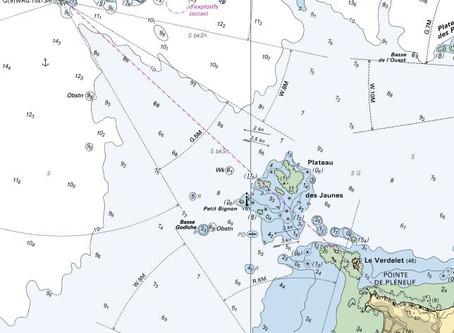« Tome 1 » : Les bons coins et spots de pêche à Pléneuf Val André et ses alentours