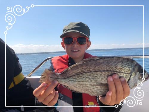 Saison 2018 - Pêche en mer