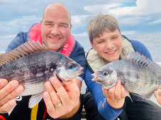 Pêche en mer Erquy - Pêche Evasion - 0018