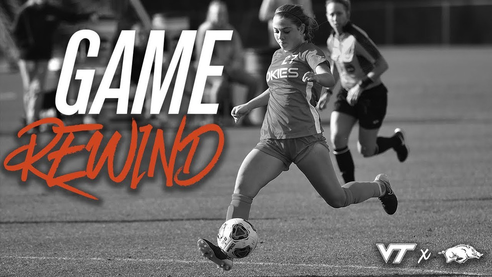 Women's Soccer - Game Rewind