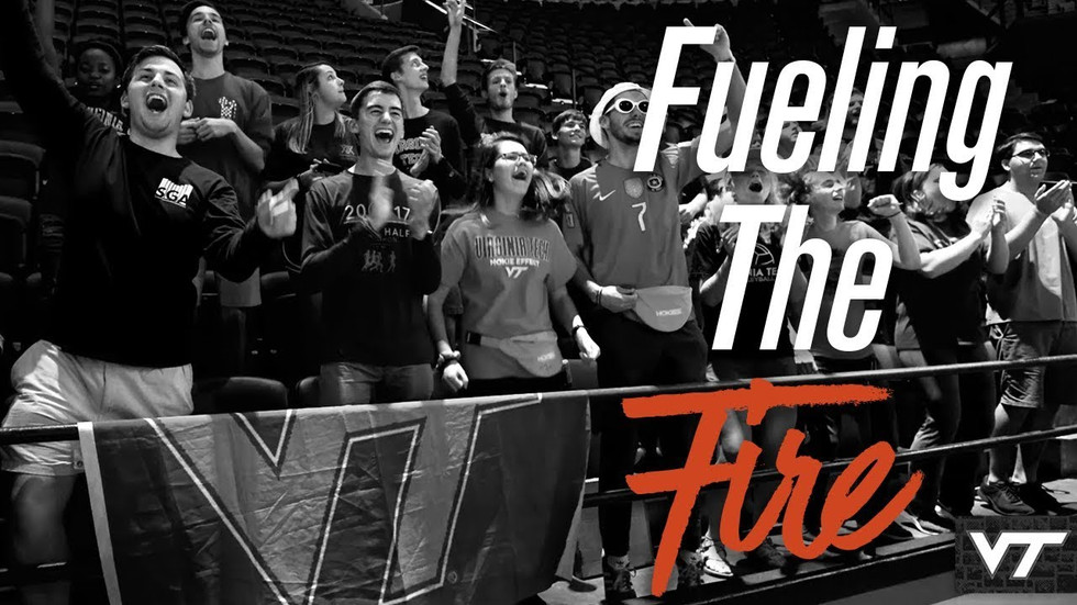 Fueling the Fire - VT Volleyball