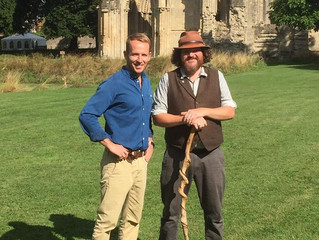 BBC TV series 'Escape to the Country'