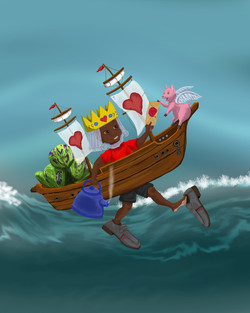 """""""...of cabbages and kings..."""""""