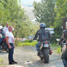 Arrivée Motos à Boeschèpe