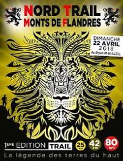 21 Avril Trail des Monts de Flandres