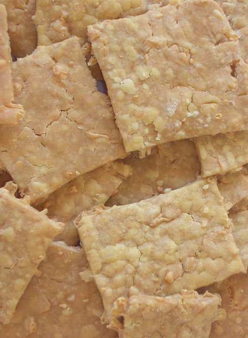 2 Packets Gluten free Cheese crackers