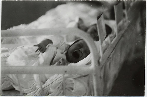 PRIMAL PRIMEVAL SCREAM INFANT BABY HOWLS CRIES WAILS in CRIB