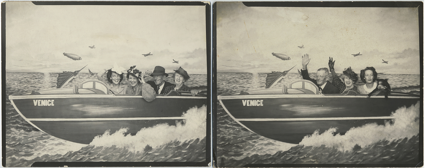 fp5994-5995(AR-GP_VeniceMotorBoat_Ocean_Hats_Vacation)