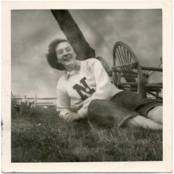 fp0964 (woman w N lying in grass)