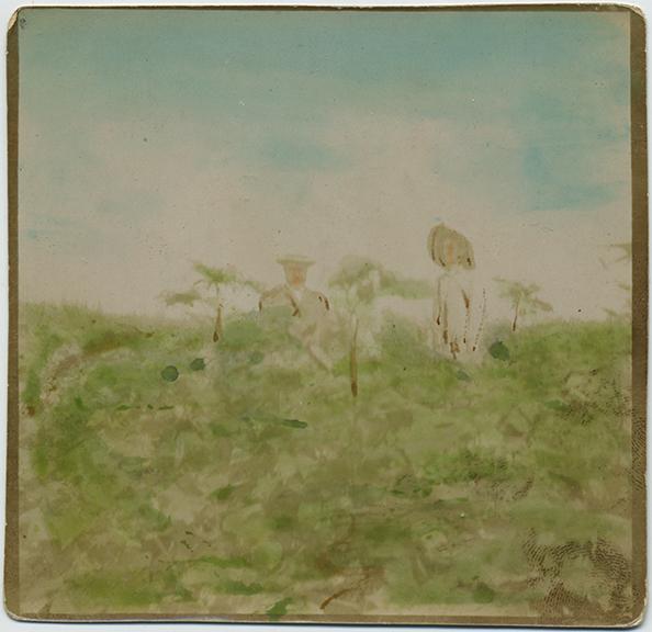 fp6286(MenInField_Tinted_ImpressionistPainting_SouthCarolina)