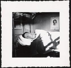fp0723 (man asleep in bunk)
