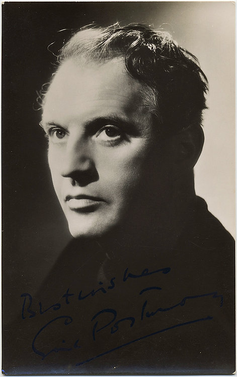 Signed AUTOGRAPHED promotional PIC of MOVIE STAR ERIC PORTMAN!