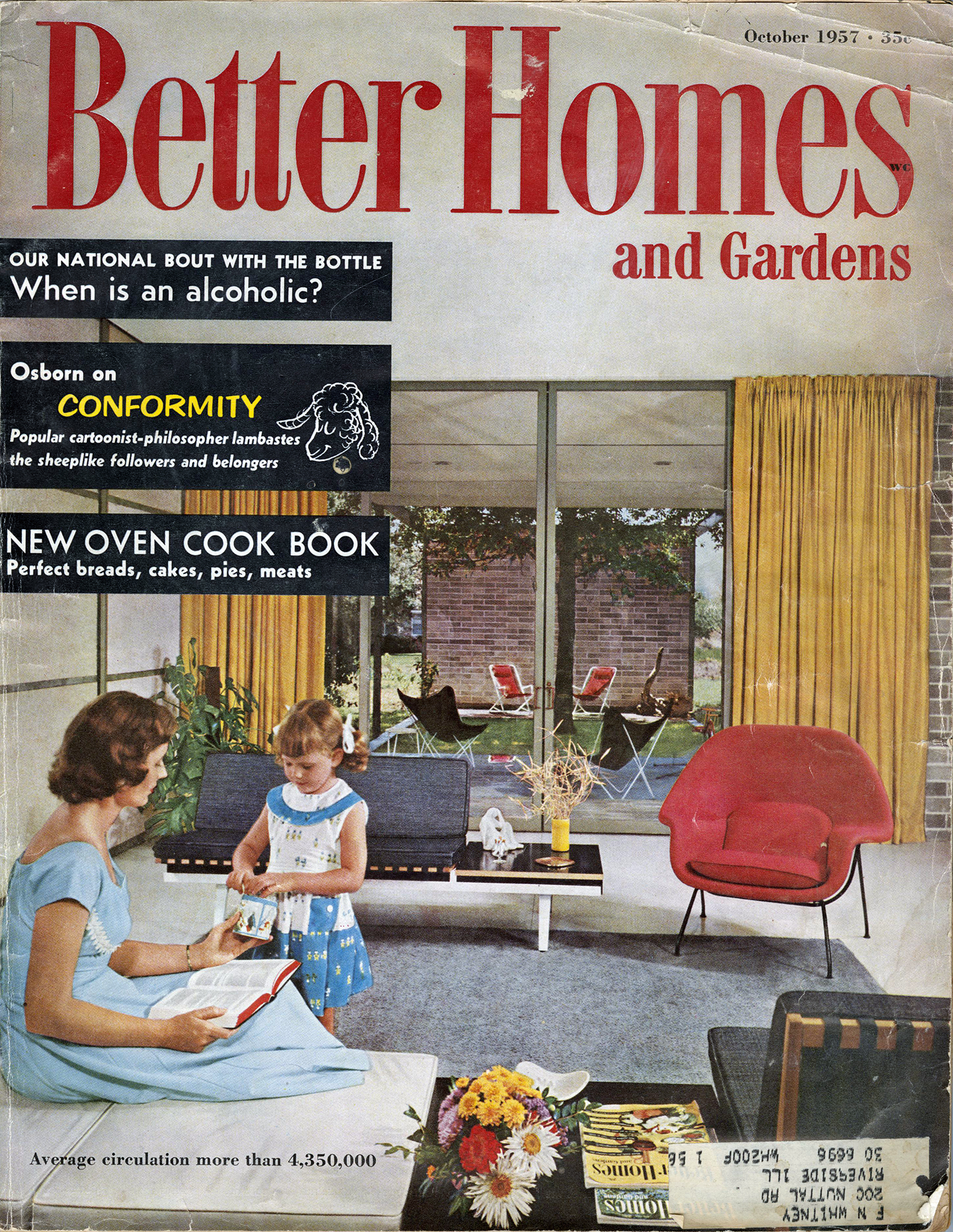 Better Homes & Gardens - Cover