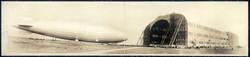 fp1603 (airship zr-3 entering hangar)