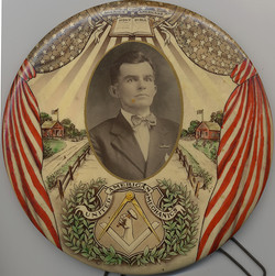 fp5795(CelluloidButton_AmericaForAmericans_Masonic)