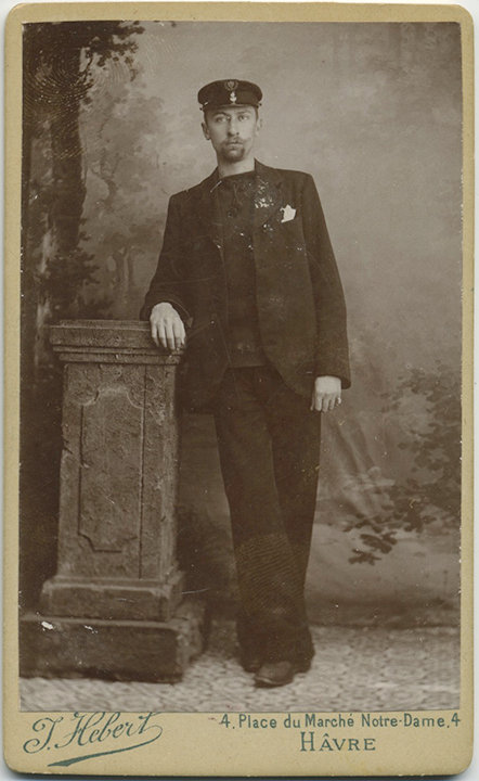 OCCUPATIONAL CDV of TRAIN CONDUCTOR?  Havre