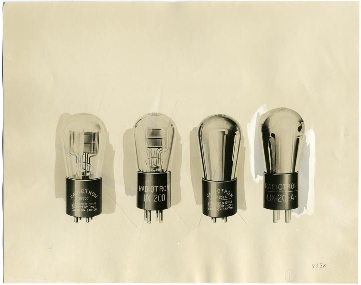 fp1238 (Radiotron Light Bulbs)