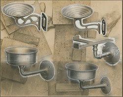 fp8208(IND-Painted-SoapHolders)