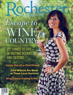 Rochester Magazine Cover