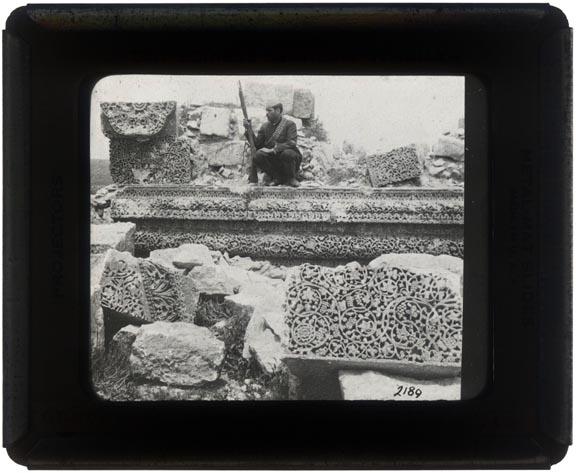 fp1171 (LS ruins of capernaum syagogue)