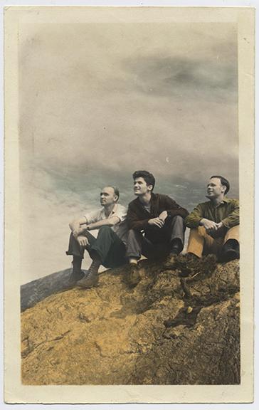 fp3958(ThreeMen_Seated_MountainTop-tinted)