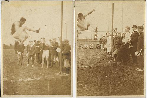 2 great HIGH JUMPING photos