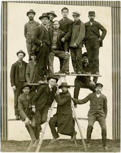 fp2226(14-Men-Ladder)