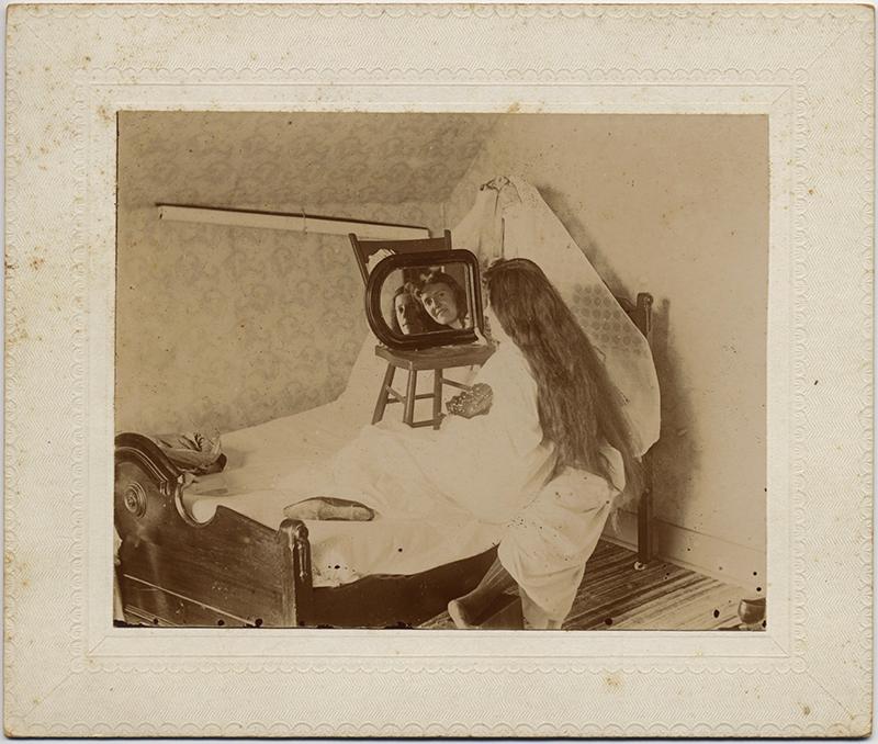fp8281(Girls-Bed-Mirror)