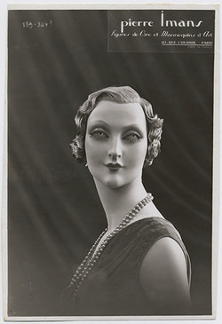 fp2981(MannequinBust_Pearls)