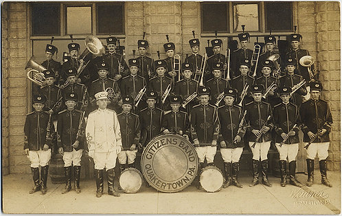 SUPER RPPC QUAKERTOWN PA BAND!
