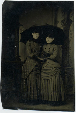 fp8177(TT-2Women-Umbrella)