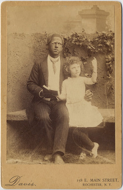 fp8376(CC-Blackface-Man-Girl-Book)