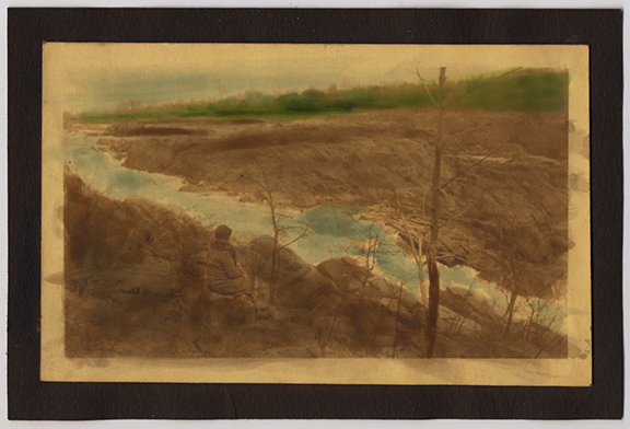 fp3423(Landscape_WomanSeated-tinted)