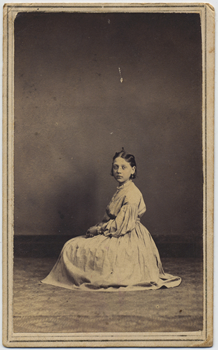 fp5692(Gould_CDV_Girl_Profile_Sitting)
