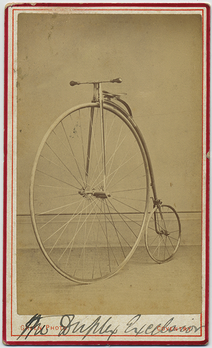 fp6064(Green_CDV_PennyfarthingBicycle)