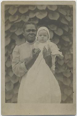 fp5685(RPPC_Baby&Nanny_AfricanAmerican_South)