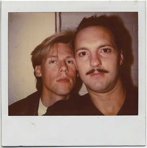 80s or 90s BOYFRIENDS LOOK SERIOUSLY 80s or 90s SEXY in POLAROID SELFIE? GAY INT