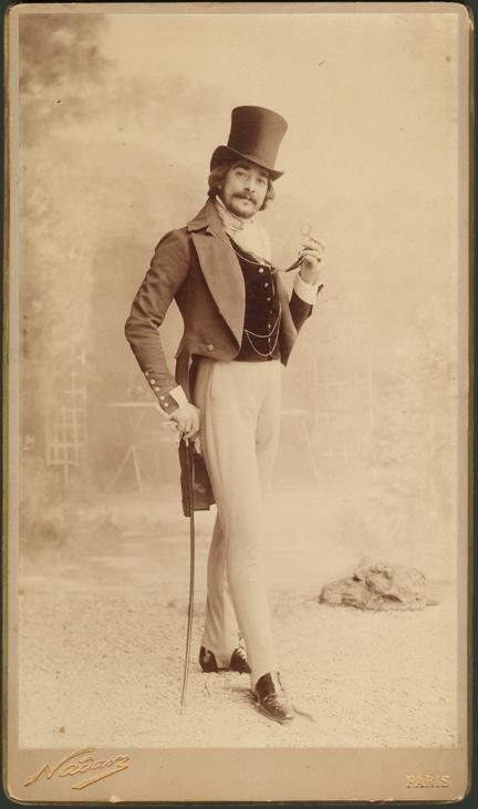 Nadar (Gaspard-Félix Tournachon)