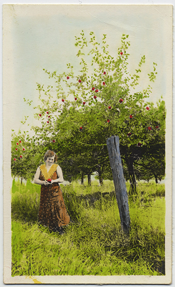 fp4507(Woman_AppleTree_tinted)