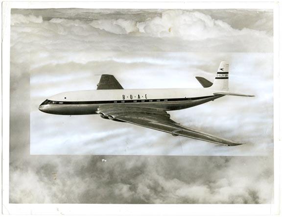 fp1224 (DeHavilland Plane BOAC)