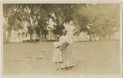 fpUncat(AfricanAmerican-Mother-Child)
